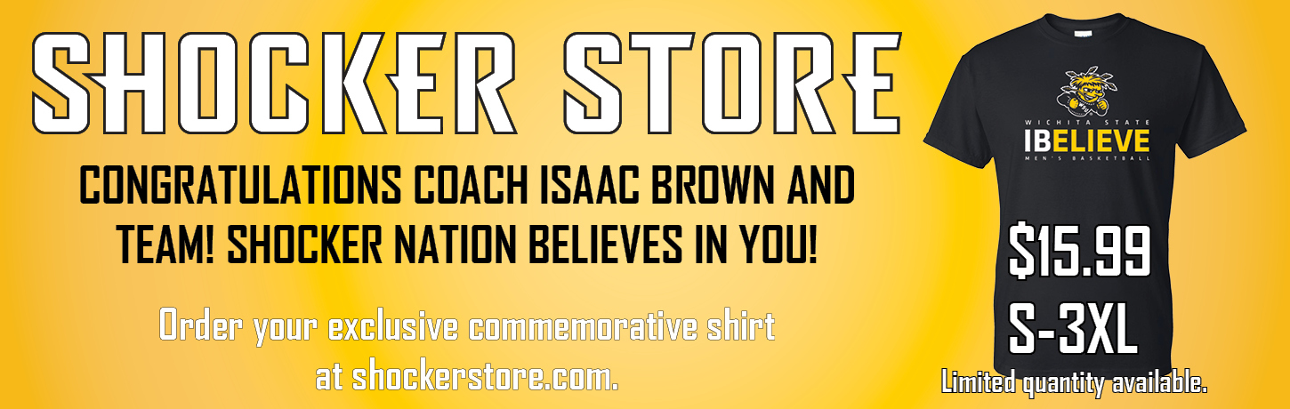 Order your commemorative Coach Isaac Brown IBelieve shirt