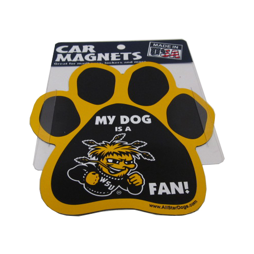 Image For MAGNET: PAW PRINT