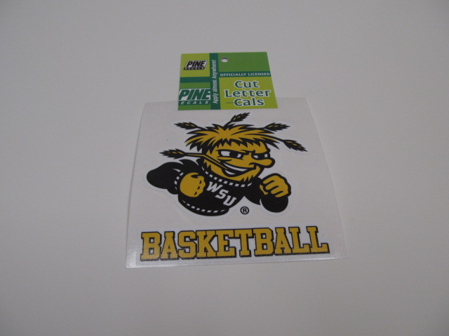 Image For DECAL: WU BASKETBALL