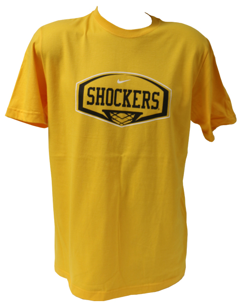 Image For NIKE SHOCKERS NET TEE
