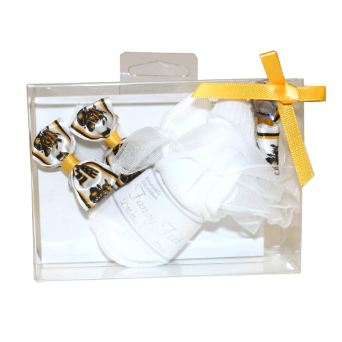 Image For INFANT GIFT SET SOCKS/BOW