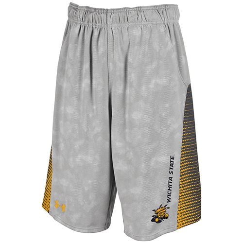 Image For Shorts: Under Armour Gold Triangle