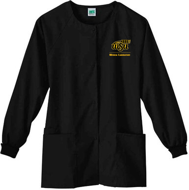 Image For Medical Laboratory Warm-up Scrub Jacket