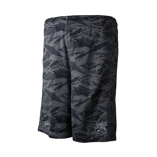 Image For Shorts: Nike Youth Camo Mesh