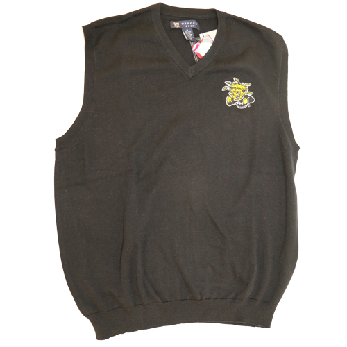 Image For Sweater: Vneck Vest Wu