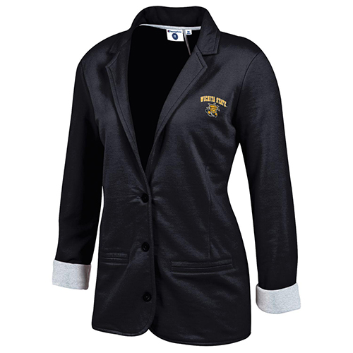 Image For Blazer: Ladies Frenchterry Blazer