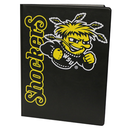 Cover Image For PADFOLIO-WU/SHOCKERS