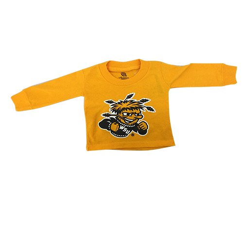 Image For The Game Toddler Long Sleeve T-Shirt Wu