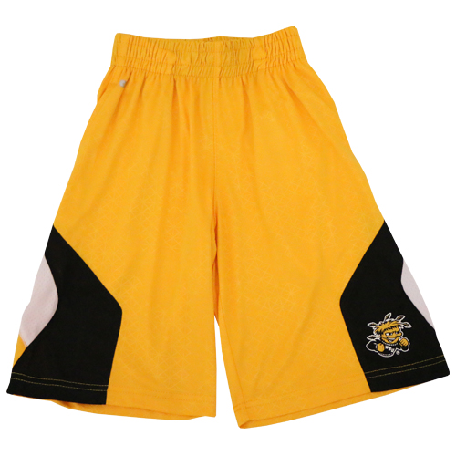 Image For Colosseum Youth Shorts 3 Tone with Wu