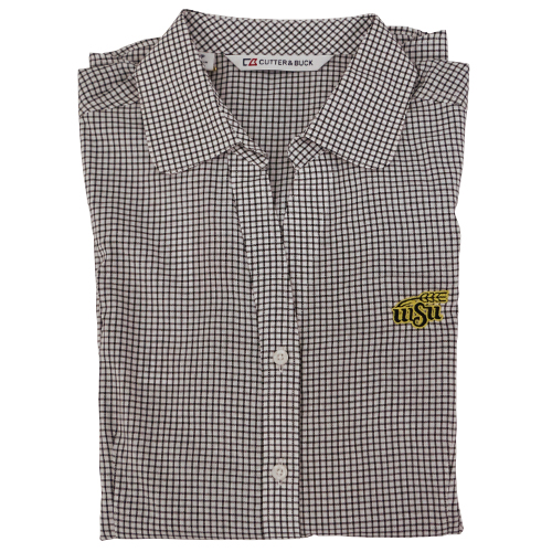 Image For DRESS SHIRT-LDS TATRSL WH