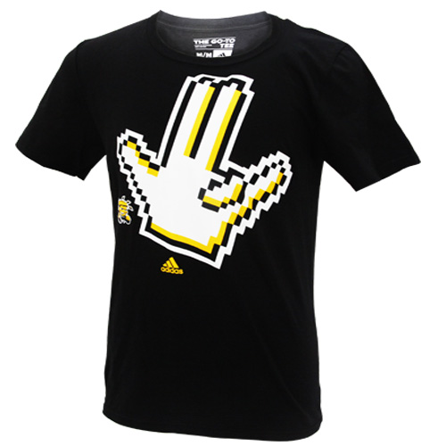 Image For TEE- W HAND SIGN/WU
