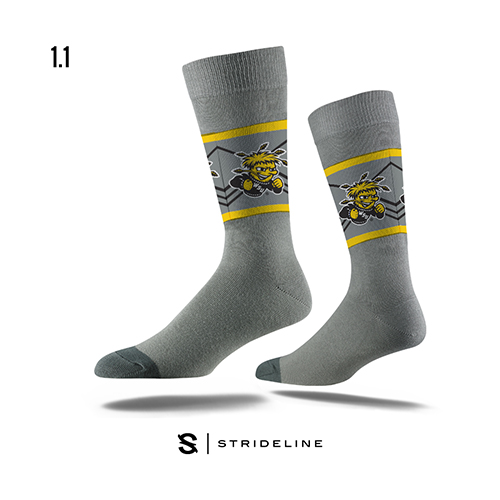 Image For Dress Socks- Wu