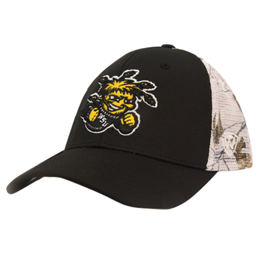 Image For Wu Camo Top of the World hat