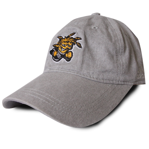 Image For Ladies' Gray Wu Adjustable Hat