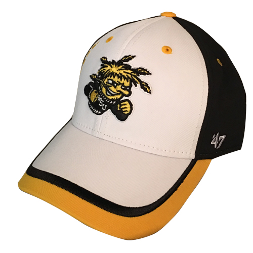 Image For Hat- 47 Brand 3 Colors, White Front with Wu