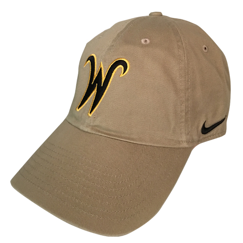 Image For Hat- Nike Flying W Khaki