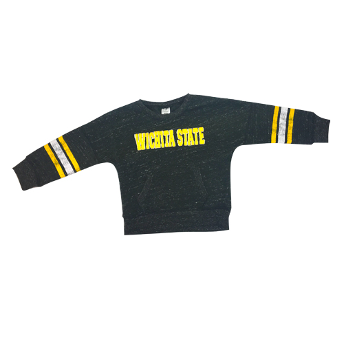 Image For Colosseum Toddler Sweatshirt, Wichita State Embroidered
