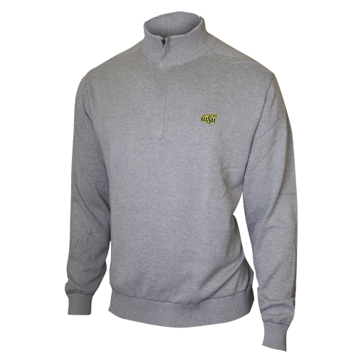 Cover Image For Cutter and Buck Pima 1/4 Zip Sweater