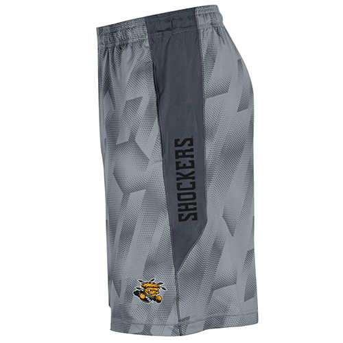 Cover Image For Shorts- Under Armour Pixelated Wu and Shockers