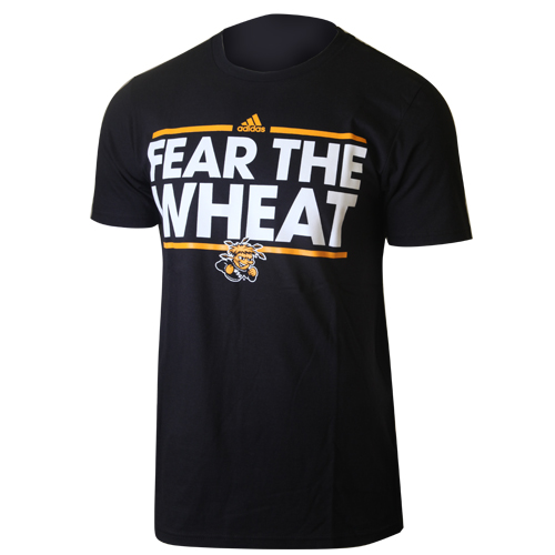 Image For Tee- Adidas Fear the Wheat