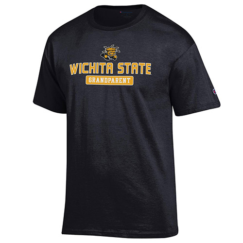 Image For Champion® Wichita State™  Grandparent T-Shirt