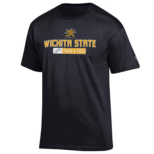 Image For Tee- Wichita State Track and Field