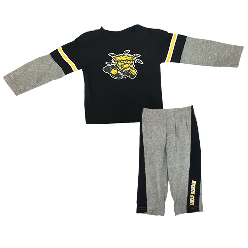Image For INFANT PANT/TOP SET WU
