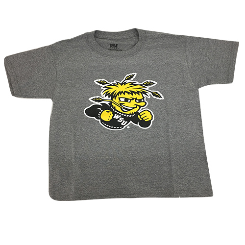 Image For MV Sport® WuShock® Youth Short-Sleeve T-shirt