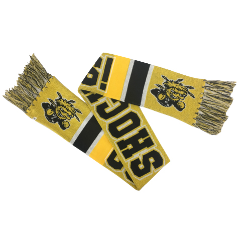 Image For 47 Brand- yellow Go Shocks! Breakaway Scarf