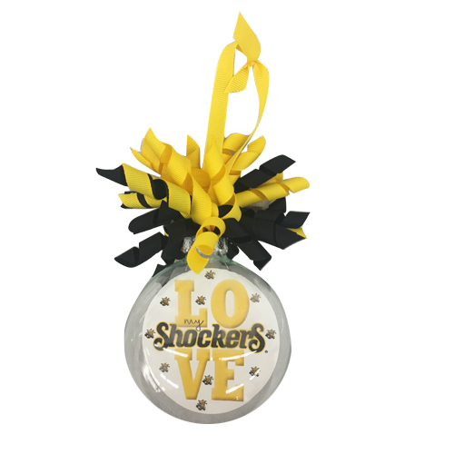 Cover Image For LOVE my Shockers® Ornament