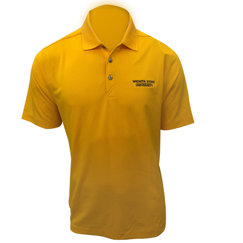 Image For Cutter and Buck DryTec Polo Wichita State over University