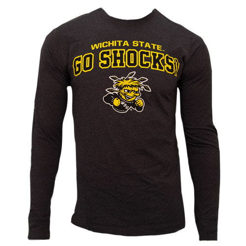 Image For Long Sleeve T-Shirt Go Shocks! Over Wu