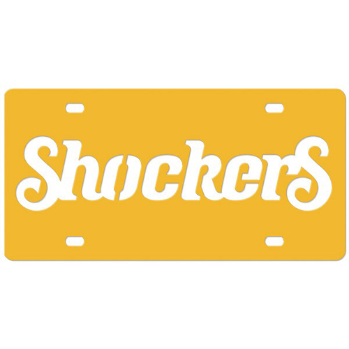 Cover Image For Metal Shocker Script License Plate