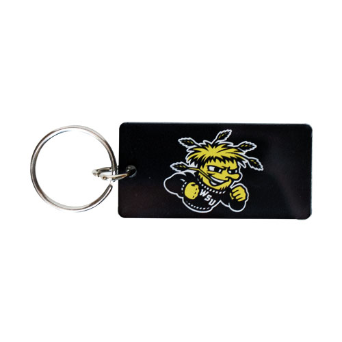 Image For Keychain- LP Wu Black