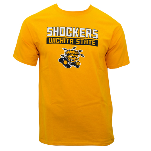 Image For Tee- Tricolor Shockers Text over Wu
