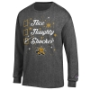 """Ugly sweater"" long sleeved t-shirt Naughty & Nice Checklist Image"