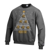 """Ugly sweater"" crewneck sweatshirt -Wu on the Christmas Tree Image"
