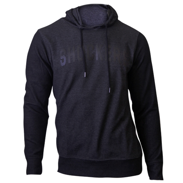 Image For Camp David, Black Shockers Hoodie