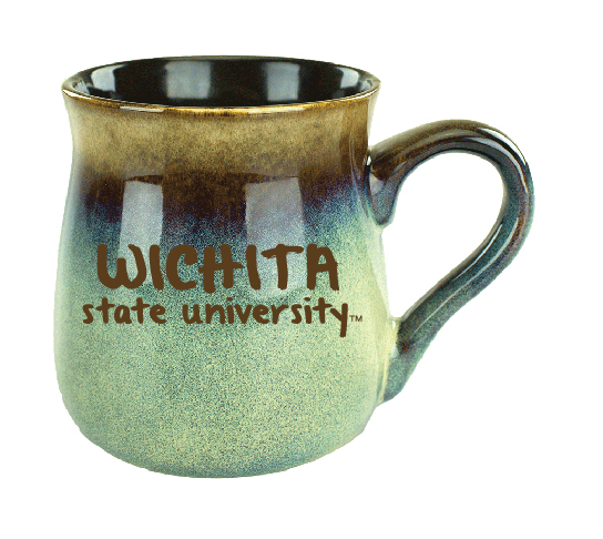 Image For Wichita State University™ Mug-Kiln Tavern Style
