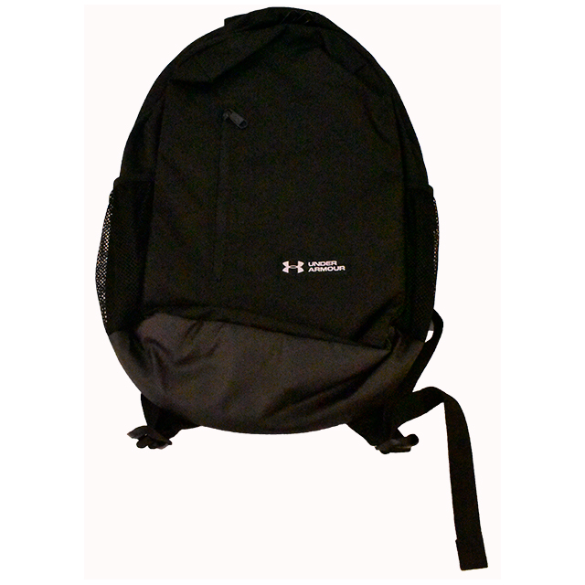 Image For BACKPACK-UA BLACK ROLAND