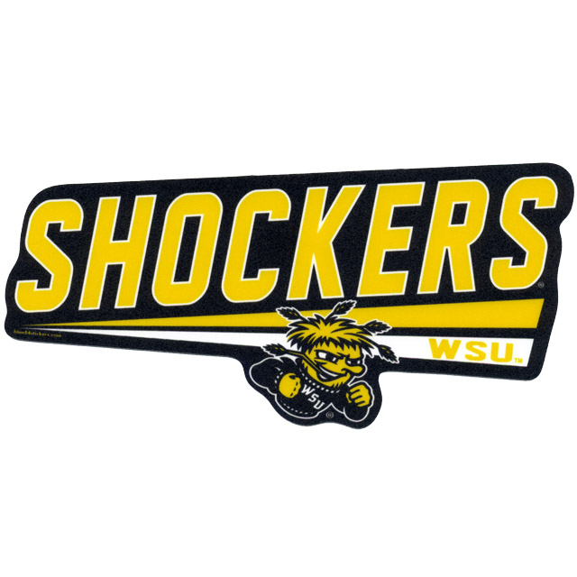 Image For Blue 84 Shockers® Sticker