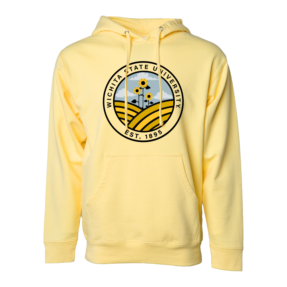 Image For Uscape Apparel® Wichita State University™ Hoodie