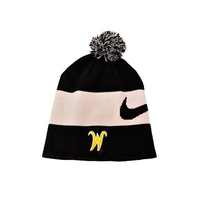 Image For BEANIE-BIG SWOOSH W