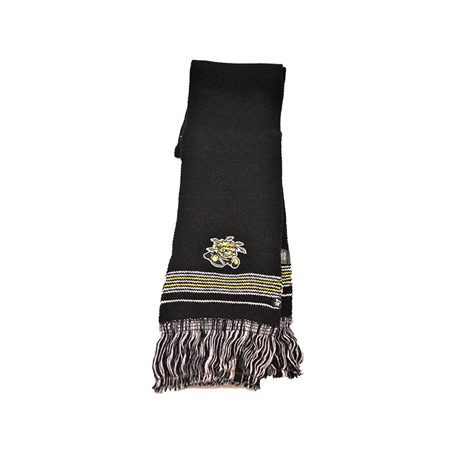 Image For SCARF-47 ADDISON WU BLK