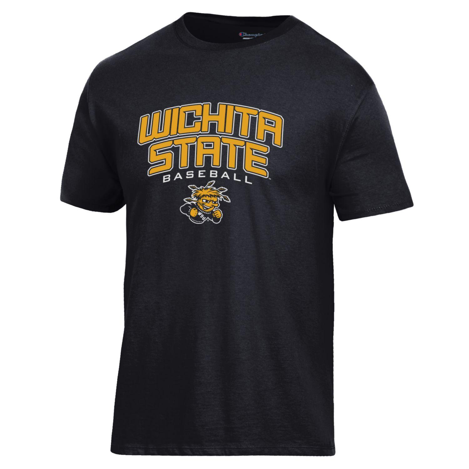 Image For Champion® Wichita State™ Baseball T-Shirt