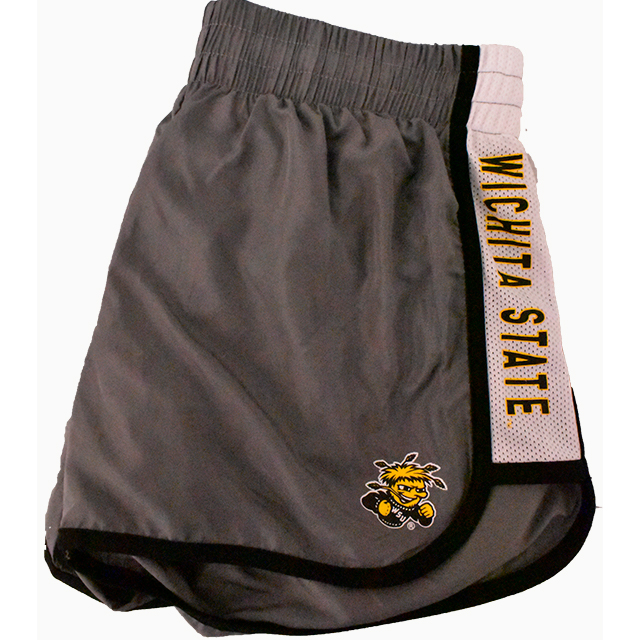 Image For Colosseum WuShock® Wichita State™ Womens Shorts