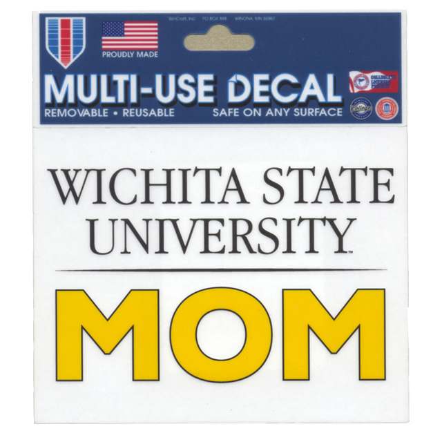 Image For Wichita State University™ Mom Decal