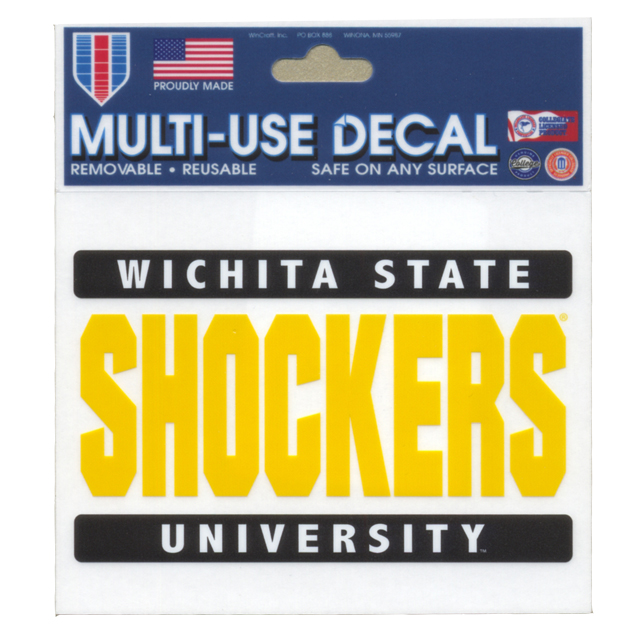 Image For Shockers® Decal