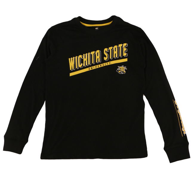 Cover Image For Colosseum Wichita State University™ Youth T-Shirt