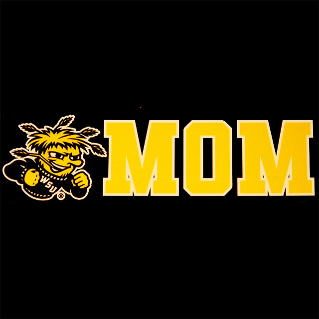 Image For Clear WuShock® Mom Decal
